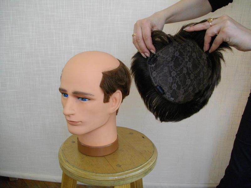 Парик из натуральных волос ярославль